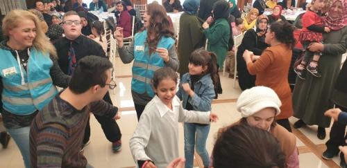 12.12.2019 Engelliler ve Mülteciler Dayanışması Etkinliği