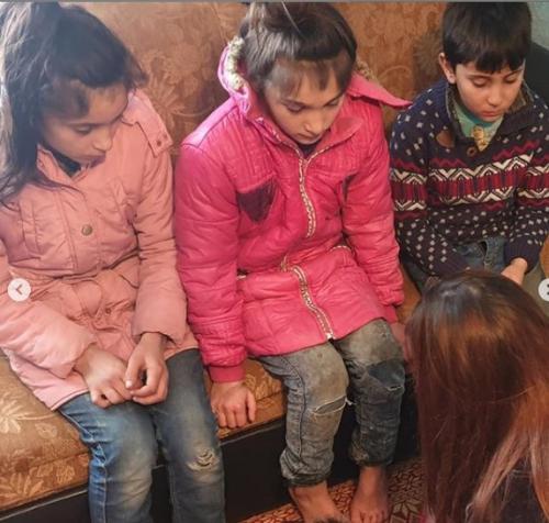 Köy Çocuklarının Hayatına Anlam Katma